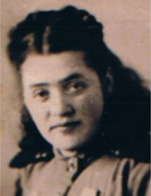 Левина Анна (Хая) Наумовна (Насоновна)