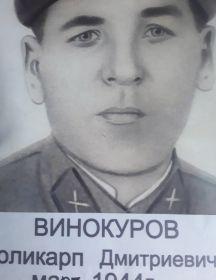 Винокуров Поликарп Дмитриевич
