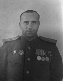 Бурлаков Степан Харитонович