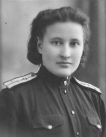 Бызова (Шуктомова) Тамара Питиримовна