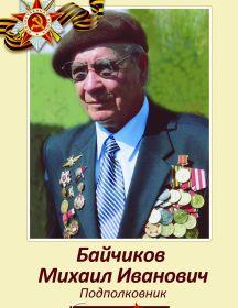 Байчиков Михаил Иванович