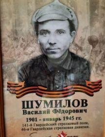 Шумилов Василий Федорович
