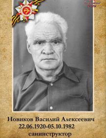 Новиков Василий Алексеевич