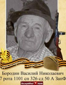 Бородин Василий Николаевич