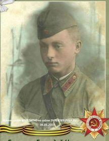 Бурлаков Геннадий Николаевич