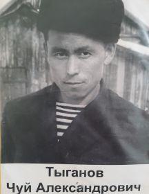 Тыганов Чуй Александрович