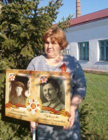 Чувашова Клавдия Степановна