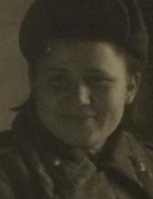 Войтенкова (Захарова) Елена Степановна