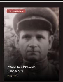 Молочков Николай Яковлевич