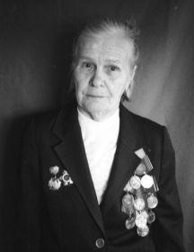 Кошкина (Тихонова) Александра Михайловна