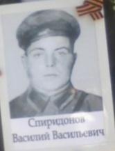 Спиридонов Василий Васильевич