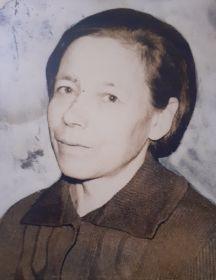 Семенова Мария Федоровна