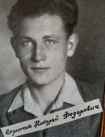 Скрипкин Николай Федорович
