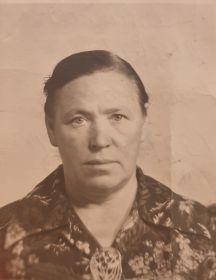 Матюхо Мария Федоровна