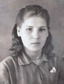 Казакова (Самохвалова) Пелагея Тихоновна