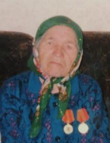 Разетдинова (Гайнуллина) Мархизиян Халимовна