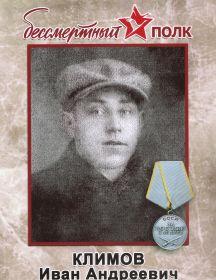 Климов Иван Андреевич