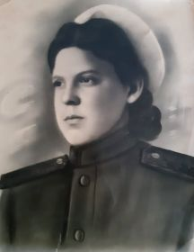 Абидова Антонина Семёновна