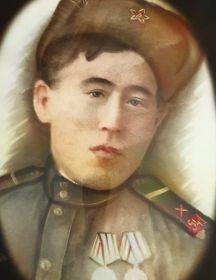 Амиржанов (Амержанов) Кабыкен Амиржанович