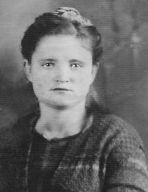 Пантелеева (Киселева) Александра Петровна