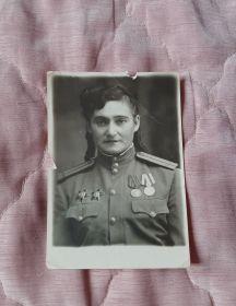 Войткевич Таисия Васильевна