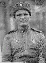 Чекрыжов (Марчукова) Захар Михайлович