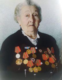 Нахаева (Даняева) Пелагея Михайловна