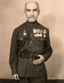 Ерохин Ион Данилович