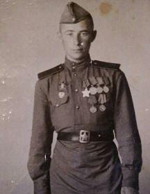 Иштряков Мухамеджа Ибрагимович