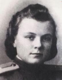 Светлова (Земскова) Надежда Фёдоровна