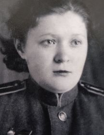 Золотова (Зорина) Татьяна Михайловна