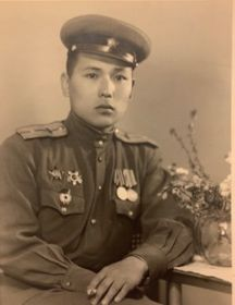 Мулдагалиев Суран