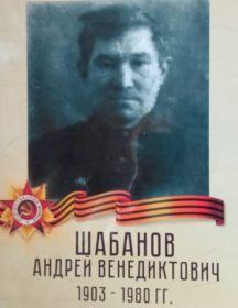 Шабанов Андрей Венедиктович