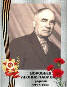 Воробьёв Леонид Павлович