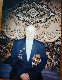 Суслов Николай Степанович