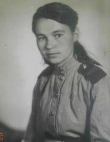 Кравцова Прасковья Андреевна