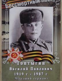 Топтыгин Василий Павлович