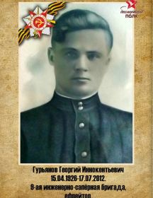 Гурьянов Георгий Иннокентьевич