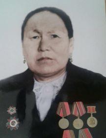 Нимгирова Галина Хазыковна