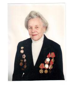 Шаронова (Говаленко) Лидия Петровна