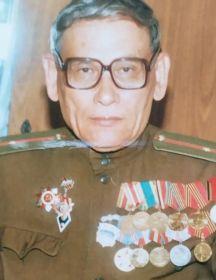Хамитов Иншар Ишмухаметович