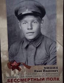 Мишин Иван Иванович
