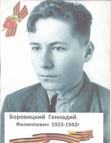 Боровицкий Геннадий Филиппович