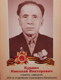 Бурдин Николай Викторович