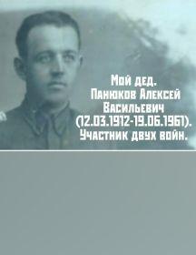 Панюков Алексей Васильевич