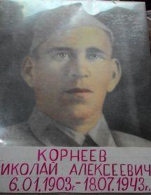 Корнеев Николай Алексеевич