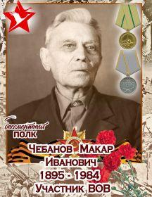 Чебанов Макар Иванович