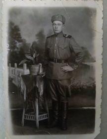 Вегерин Егор Андреевич