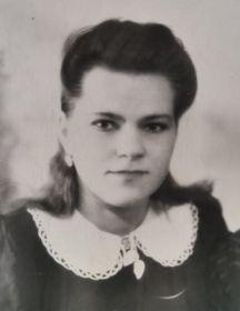 Лазарева (Кузнецова) Анна Павловна