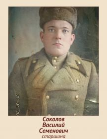 Соколов Василий Семенович
